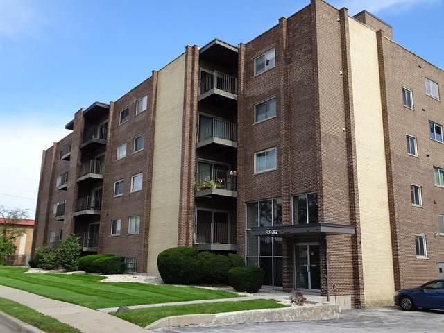 9937 S Cicero Avenue #204, Oak Lawn, IL 60453 (MLS #10536954) :: The Spaniak Team