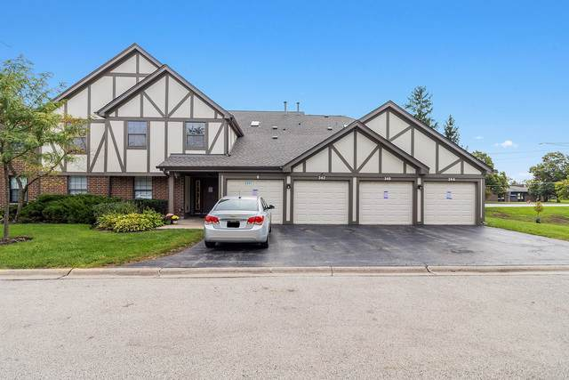344 Essex Court 4-A-R, Wood Dale, IL 60191 (MLS #10537227) :: Touchstone Group
