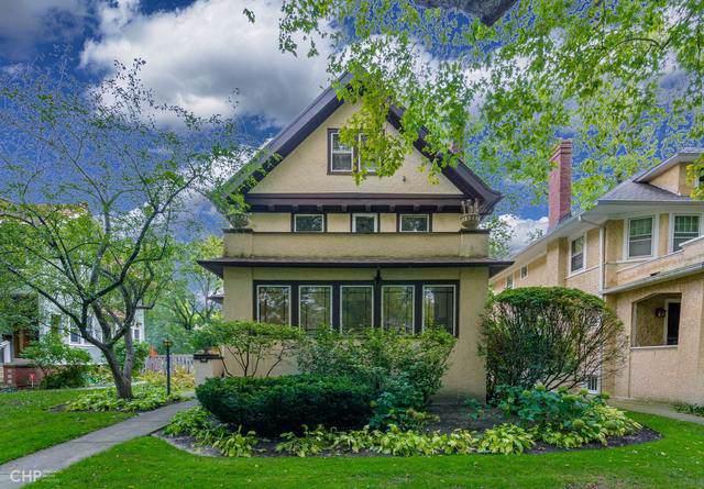 703 Judson Avenue, Evanston, IL 60202 (MLS #10537327) :: Ryan Dallas Real Estate