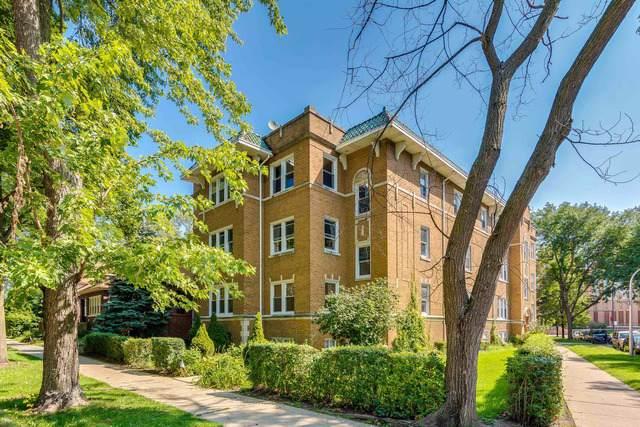 3420 W Carmen Avenue #3, Chicago, IL 60625 (MLS #10537328) :: Property Consultants Realty