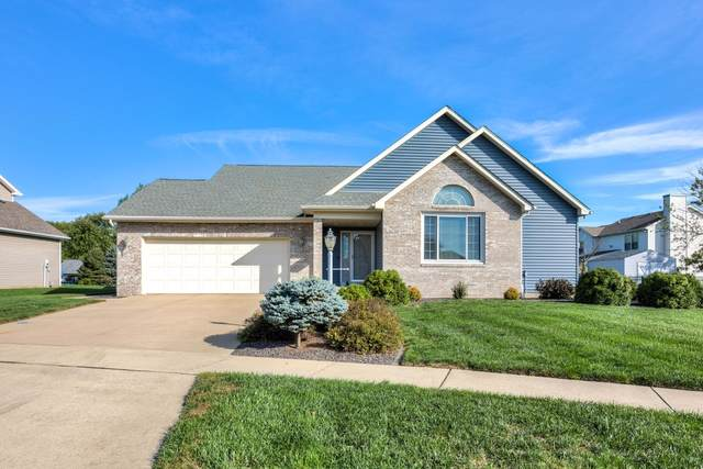 208 E Orchard Drive, Mahomet, IL 61853 (MLS #10537528) :: Littlefield Group