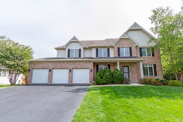 1301 Bison Lane, Hoffman Estates, IL 60192 (MLS #10537614) :: Property Consultants Realty
