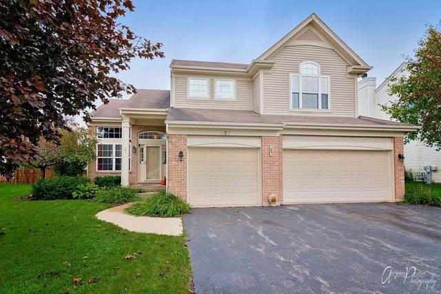 421 Hampton Drive, Lake Villa, IL 60046 (MLS #10537841) :: The Wexler Group at Keller Williams Preferred Realty