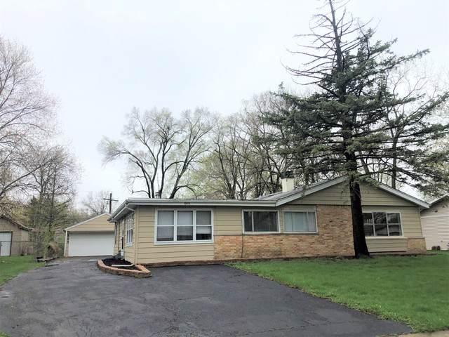 565 Kingman Lane, Hoffman Estates, IL 60169 (MLS #10537913) :: Century 21 Affiliated