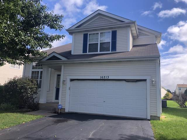 16213 Michigan Court, Crest Hill, IL 60403 (MLS #10537997) :: Angela Walker Homes Real Estate Group
