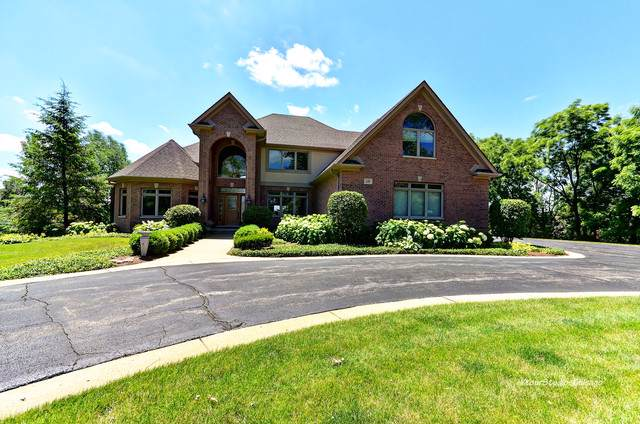 119 Florence Avenue, Inverness, IL 60010 (MLS #10538027) :: The Perotti Group | Compass Real Estate