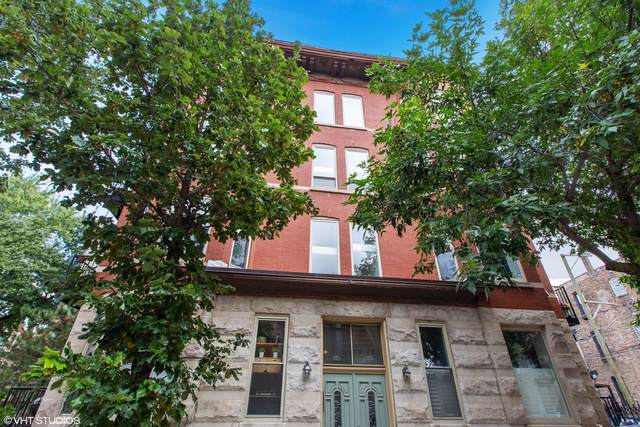 921 N Campbell Avenue 4N, Chicago, IL 60622 (MLS #10538057) :: The Perotti Group | Compass Real Estate
