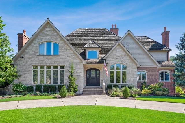 6055 S Garfield Avenue, Burr Ridge, IL 60527 (MLS #10538064) :: Baz Realty Network | Keller Williams Elite
