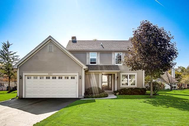 443 Harvard Lane, Bartlett, IL 60103 (MLS #10538341) :: Angela Walker Homes Real Estate Group