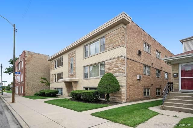 5841 W Foster Avenue 2NE, Chicago, IL 60630 (MLS #10538719) :: Suburban Life Realty
