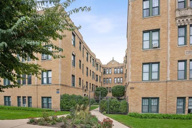 148 Clyde Avenue 3E, Evanston, IL 60202 (MLS #10539034) :: Ryan Dallas Real Estate