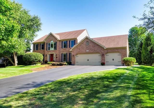 3315 Woods Creek Lane, Algonquin, IL 60102 (MLS #10539079) :: Ryan Dallas Real Estate