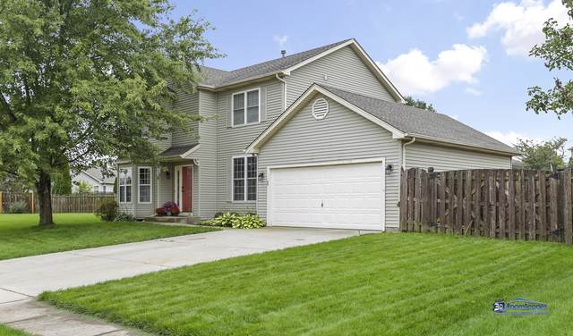 5709 Stonebridge Trail, Mchenry, IL 60050 (MLS #10539081) :: BNRealty