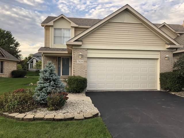 7808 Bristol Park Drive, Tinley Park, IL 60477 (MLS #10539106) :: John Lyons Real Estate