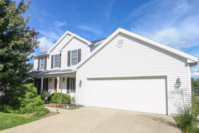 3220 Red Jasper Street, Normal, IL 61761 (MLS #10539298) :: The Perotti Group | Compass Real Estate
