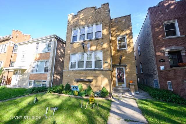 3311 N Avers Avenue, Chicago, IL 60618 (MLS #10539365) :: Baz Realty Network   Keller Williams Elite