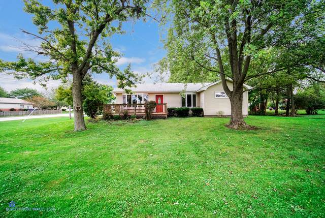 5105 W Main Street, Monee, IL 60449 (MLS #10539447) :: Property Consultants Realty