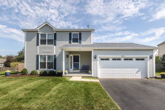 851 Providence Drive, Algonquin, IL 60102 (MLS #10539497) :: The Wexler Group at Keller Williams Preferred Realty