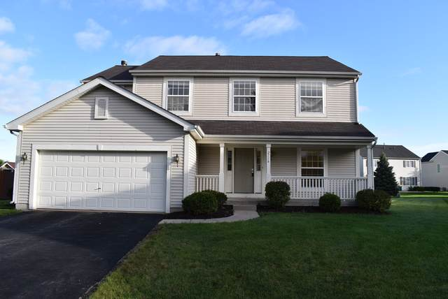 2116 Stafford Court, Plainfield, IL 60586 (MLS #10539544) :: Berkshire Hathaway HomeServices Snyder Real Estate
