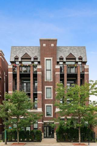 4156 N Elston Avenue 4N, Chicago, IL 60618 (MLS #10539947) :: Property Consultants Realty