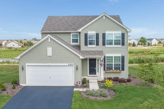 2601 Fairfax Way, Yorkville, IL 60560 (MLS #10539951) :: Ani Real Estate
