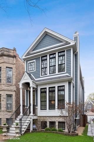 2051 W Grace Street, Chicago, IL 60618 (MLS #10539963) :: The Mattz Mega Group