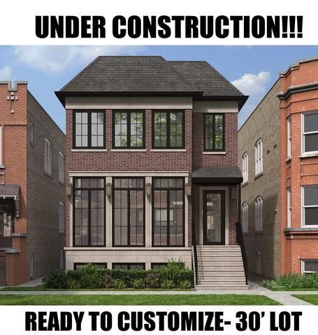 3628 N Claremont Avenue, Chicago, IL 60618 (MLS #10540156) :: The Mattz Mega Group