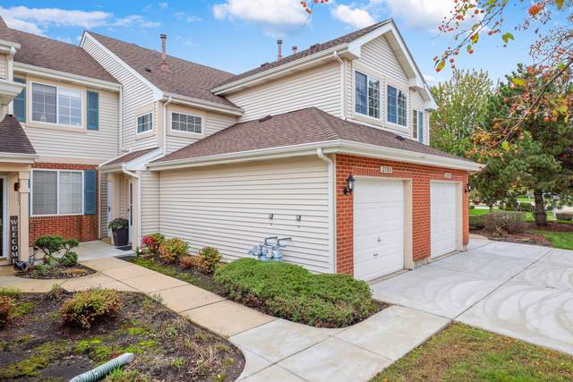 2785 Odlum Drive #1, Schaumburg, IL 60194 (MLS #10540167) :: Property Consultants Realty