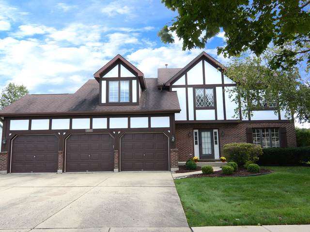 4885 Dukesberry Lane, Hoffman Estates, IL 60010 (MLS #10540443) :: Ani Real Estate