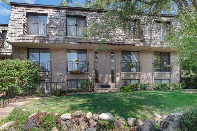 1701 Northfield Square F, Northfield, IL 60093 (MLS #10540450) :: Helen Oliveri Real Estate