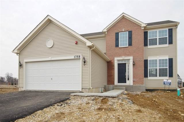 1924 Sheffield Drive, Hoffman Estates, IL 60192 (MLS #10540566) :: Property Consultants Realty