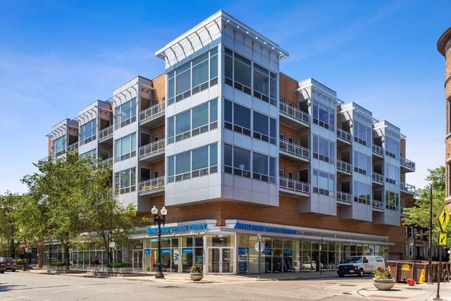 3920 N Sheridan Road #403, Chicago, IL 60613 (MLS #10540740) :: Touchstone Group
