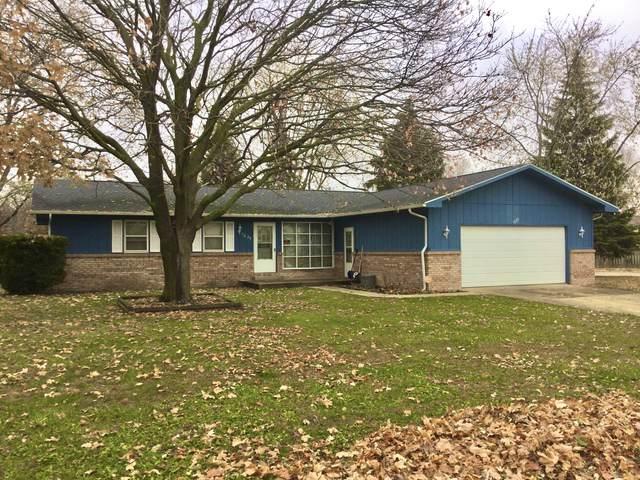 1025 Oakcrest Drive, Rantoul, IL 61866 (MLS #10540893) :: Property Consultants Realty