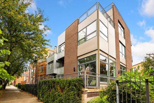 928 W Concord Place, Chicago, IL 60614 (MLS #10541337) :: The Perotti Group | Compass Real Estate