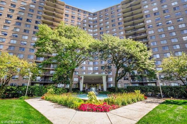 7033 N Kedzie Avenue #1007, Chicago, IL 60645 (MLS #10541534) :: Property Consultants Realty