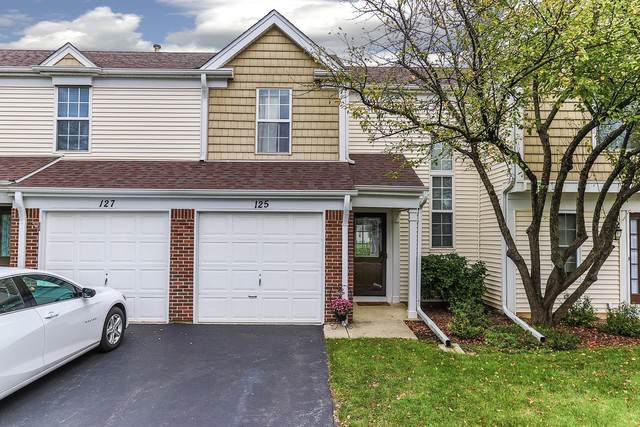 125 N Oltendorf Road, Streamwood, IL 60107 (MLS #10541558) :: Property Consultants Realty