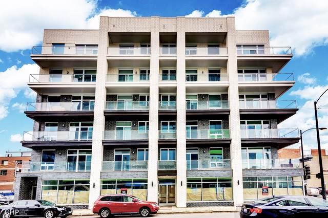 236 S Racine Avenue #201, Chicago, IL 60607 (MLS #10541619) :: Lewke Partners