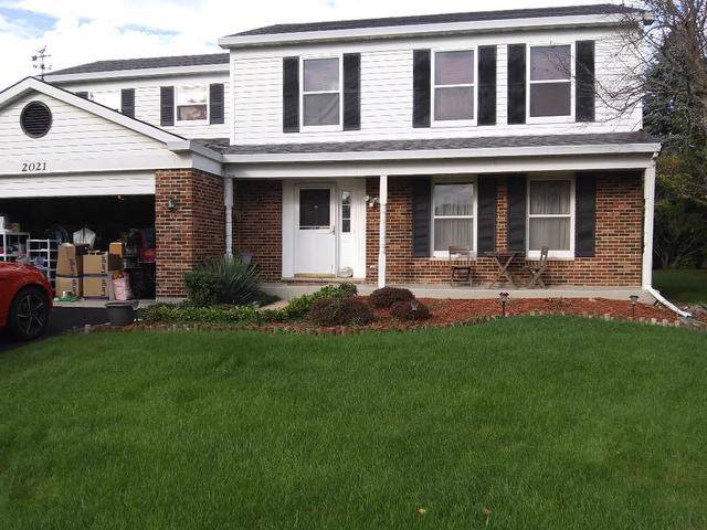 2021 S Valley Road, Lombard, IL 60148 (MLS #10541705) :: John Lyons Real Estate