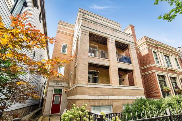 2650 N Mildred Avenue #3, Chicago, IL 60614 (MLS #10541766) :: Touchstone Group