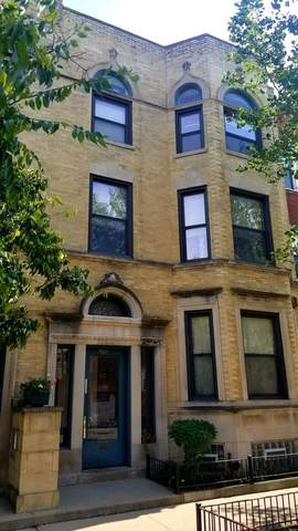 909 N Campbell Avenue, Chicago, IL 60622 (MLS #10541768) :: The Perotti Group | Compass Real Estate