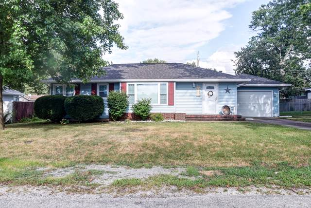 709 Southland Circle Drive, Tuscola, IL 61953 (MLS #10541800) :: Littlefield Group