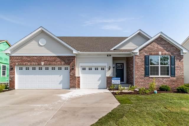 631 Northgate Lane, Shorewood, IL 60404 (MLS #10541859) :: Touchstone Group
