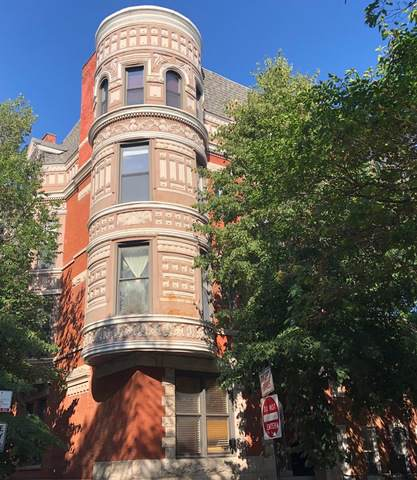 1339 N Wicker Park Avenue #4, Chicago, IL 60622 (MLS #10542087) :: The Perotti Group | Compass Real Estate