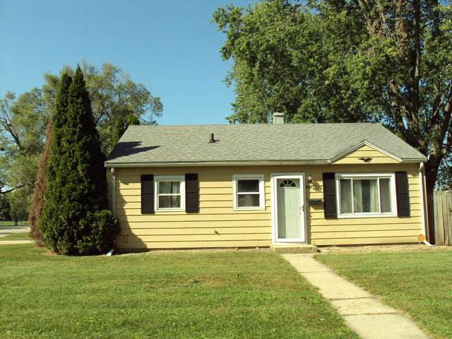 101 Winding Lane, Rantoul, IL 61866 (MLS #10542095) :: Ryan Dallas Real Estate