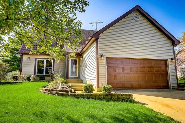 309 Wellington Drive, Streamwood, IL 60107 (MLS #10542147) :: Suburban Life Realty