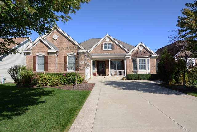 4 Aztec Court, South Barrington, IL 60010 (MLS #10542150) :: Ani Real Estate