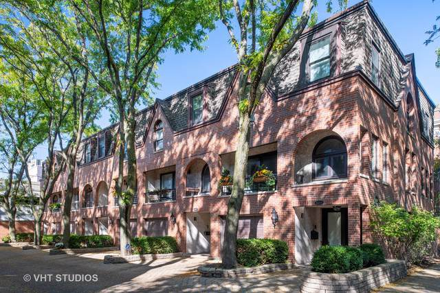 1648 N Burling Street D, Chicago, IL 60614 (MLS #10542163) :: The Perotti Group   Compass Real Estate