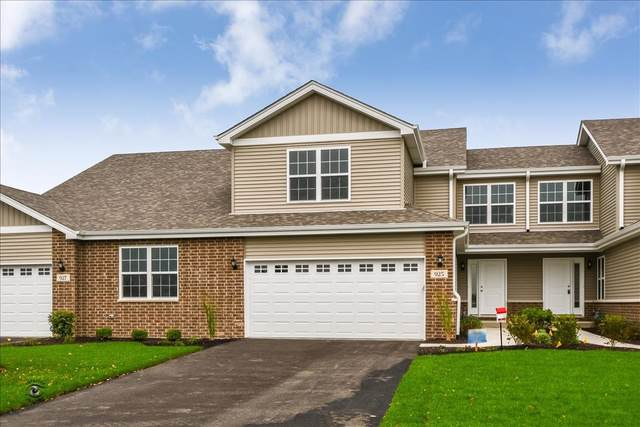 925 Inland Drive, Manteno, IL 60950 (MLS #10542280) :: Property Consultants Realty
