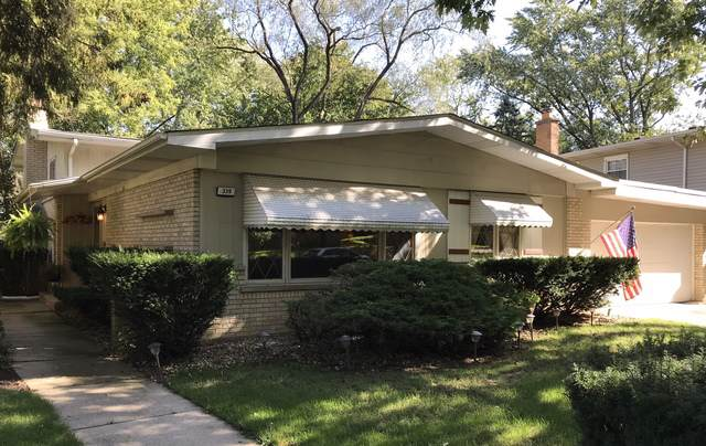339 N Longwood Drive, Glenwood, IL 60425 (MLS #10542328) :: The Mattz Mega Group
