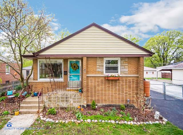 18532 Morris Avenue, Homewood, IL 60430 (MLS #10542449) :: The Wexler Group at Keller Williams Preferred Realty